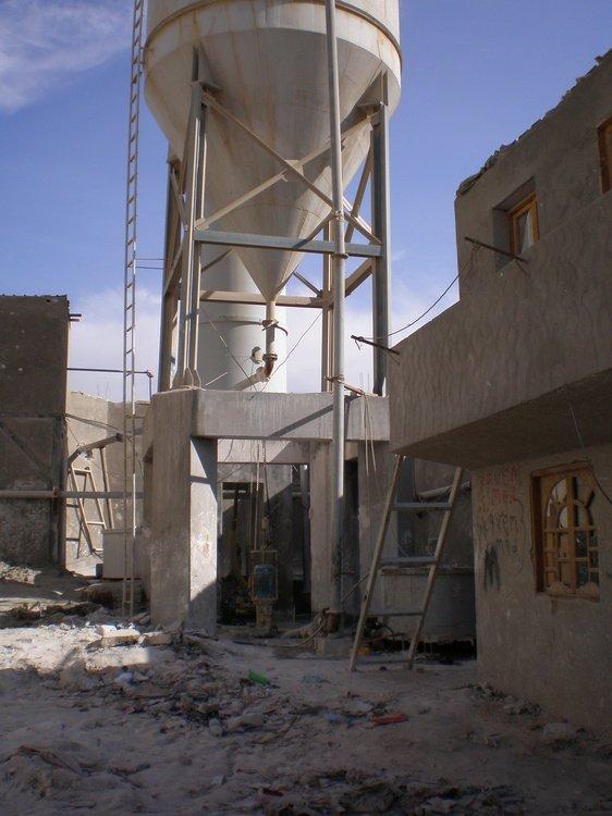 Recyklace provozní vody Egypt<br />