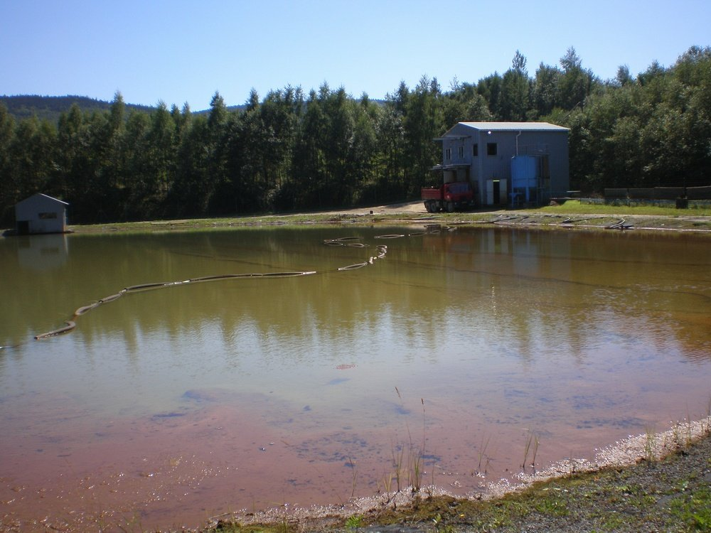 Čištění jezera RD Jeseník<br />